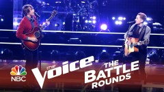Breakeven (The Voice 2014 Battle Round) - Taylor Phelan, Jordy Searcy