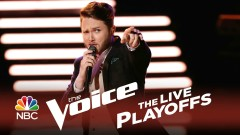 Let's Get It On (The Voice 2014 Live Playoffs) - Luke Wade