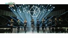 Call Me Baby (Comeback Stage KBS MUSIC BANK 2015.04.03) - EXO