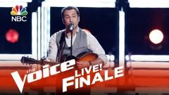 The Workingman's Hymn (The Voice 2015:Live Finale) - Joshua Davis