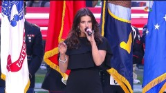 National Anthem (Live At Super Bowl XLIX 02-01-15) - Idina Menzel