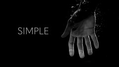 Simple (Official Lyric Video) - Ricky Martin, Sting