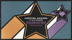Telepathy (Moto Blanco Radio Mix (Audio)) - Christina Aguilera, Nile Rodgers