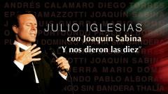 Y Nos Dieron las Diez (Audio) - Julio Iglesias, Joaquín Sabina