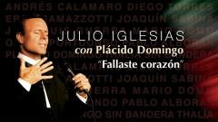 Fallaste Corazón (Audio) - Julio Iglesias, Plácido Domingo