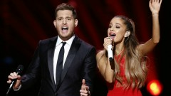 Santa Claus Is Coming To Town (Michael Buble's Christmas In New York 2014) - Michael Bublé, Ariana Grande