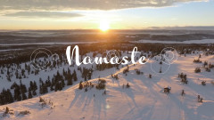 Namaste (Lyrics Video) - Yannick Noah