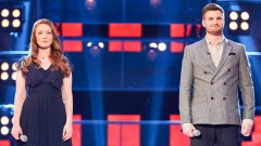 Memory (Battle Performance: The Voice UK 2015) - Lucy O'Byrne, Karl Loxley