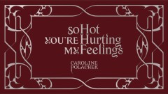 So Hot You're Hurting My Feelings (Lyric Video) - Caroline Polachek