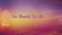 Oum Shanthi (Lyric Video) - Ilaiyaraaja, Toshi
