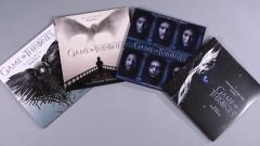 Vinyl Unboxing: Game of Thrones Season 4-7 (Music from the HBO® Series) - Music by Ramin Djawadi - Ramin Djawadi