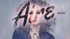 Aire ((Remix)[Cover Audio]) - Leslie Grace, Maluma