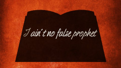 False Prophet (Official Lyric Video) - Bob Dylan