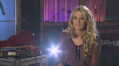 Interview (Walmart Soundcheck 2009) - Carrie Underwood