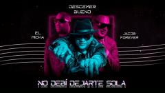 No Debí Dejarte Sola (Remix - Audio) - Descemer Bueno, Jacob Forever, El Micha