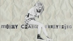 Money Changes Everything (Lyric Video) - Cyndi Lauper