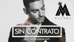 Sin Contrato (Cover Audio) - Maluma, Fifth Harmony