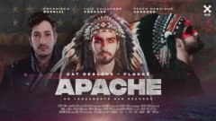 Apache (with Flakkë) (Pseudo Video) - Cat Dealers, Flakkë