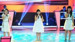 Thành Thị (Giọng Hát Việt Nhí 2013) - Võ Thị Thu Hà, Nguyễn Thị Yến Nhi, Đỗ Thị Hồng Khanh