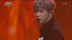 Burn It Up (2017 KBS Gayo Daejun) - Wanna One