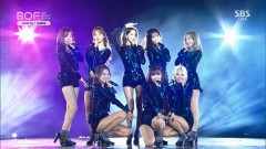 Lion Heart (1001 BOF) - SNSD