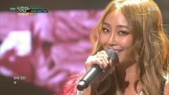 Love Like This (161111 Music Bank) - Hyorin