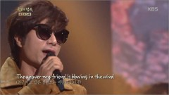 Blowin' In The Wind (161119 Immortal Song 2) - Im Tae Kyung