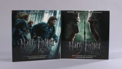 Vinyl Unboxing: Harry Potter and the Deathly Hallows Part 1 and 2 (Original Motion Picture Soundtrack) - Music by Alexandre Desplat - Alexandre Desplat