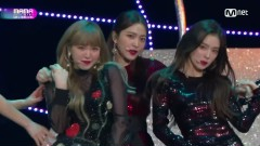 Peek-A-Boo + Red Flavor + $10 (2017 MAMA In Hong Kong) - Red Velvet, NCT 127, Hitchhiker