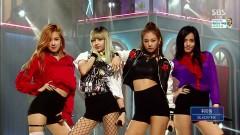 Whistle (0814 SBS Inkigayo) - BLACKPINK