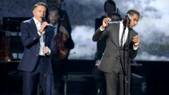 Kevin (American Music Awards 2015) - Macklemore & Ryan Lewis, Leon Bridges