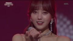 Who's Your Mama (2017 KBS Gayo Daejun) - The Uni+