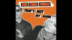 That's Not My Name (Instrumental) (Audio) - The Ting Tings