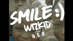 Smile (Vertical Video) - Wizkid, H.E.R.