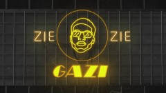 Gazi (Lyric Video) - ZieZie
