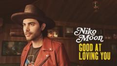 GOOD AT LOVING YOU (Audio)