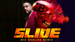 Slide (Remix - Official Audio) - French Montana, Wiz Khalifa, Blueface, Lil TJay