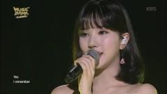 I Remember (Music Bank Jakarta) - Eunha