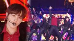 Burn It Up (2017 SBS Gayo Daejun) - Wanna One