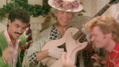 Jingle Bell Rock (John's Version - Official Video) - Daryl Hall & John Oates