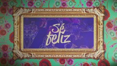 Sé Feliz (Lyric Video)