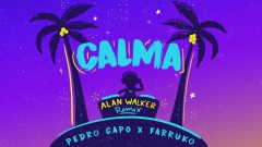 Calma (Alan Walker Remix - Audio) - Pedro Capó, Alan Walker, Farruko