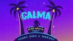 Calma (Alan Walker Remix - Audio)