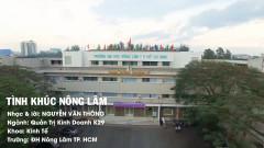 Tình Khúc Nông Lâm (Beat) - Nguyễn Văn Thông, Nhóm Trúc Việt