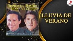 Lluvia De Verano (Cover Audio) - Diomedes Diaz,  Poncho Zuleta