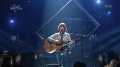 We Lay Down Like A Line (161126 Yoo Hee Yeol's Sketchbook) - Shin Soo Jin