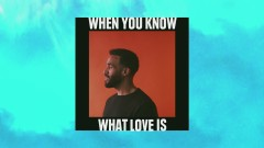 When You Know What Love Is (Lyric Video) - Craig David