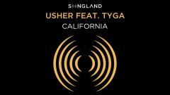 California (from Songland) (Audio) - Usher, Tyga
