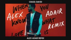 When You Know What Love Is (Alex Adair Remix) [Audio] - Craig David