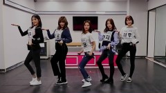GOD GIRL (DANCE PRACTICE) - The Pink Lady